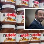 Gilet Jaune: le Premier Ministre, Edouard Philippe annonce un moratoire de 6 mois sur le prix du NUTELLA