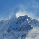 Vague de froid: Apparemment il ne  neigerait comme jamais sur le piton des neiges