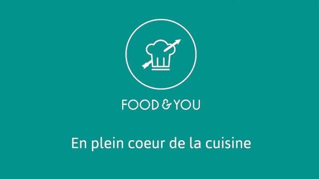 Interview de Jean-Christophe Menz, fondateur de Food&You