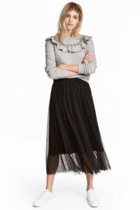 H&M falda tul by loca por la moda