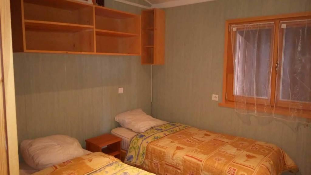 Chalet 5 - Chambre
