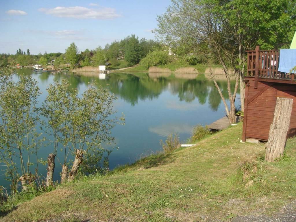 Chalet 7 - Extérieur Lac