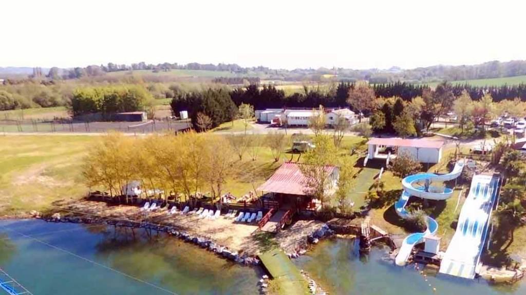 Tobbogan lac de sames
