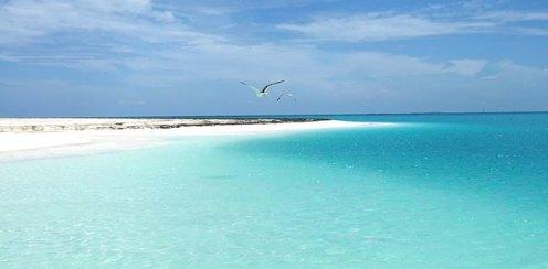 Playa Sirena- Cayo Largo Cuba