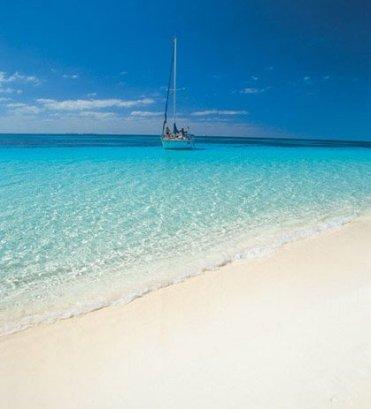 Playa de Cayo largo, cuba - LXM