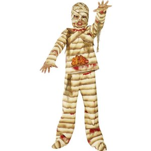 Costume enfant momie