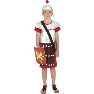 Costume enfant soldat romain