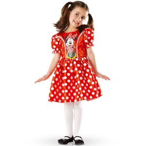Costume enfant Minnie Disney licence