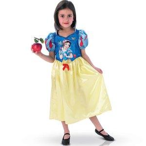 Costume enfant princesse Blanche Neige Disney