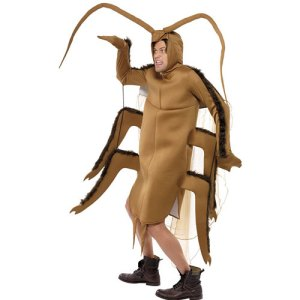 Costume homme cafard