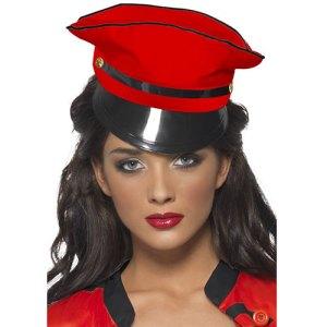 Casquette pop star militaire