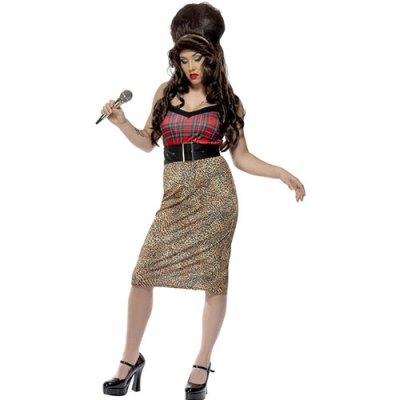 Costume femme Amy star
