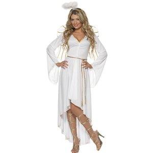 Costume femme ange étincelant