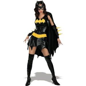 Costume femme Batgirl licence