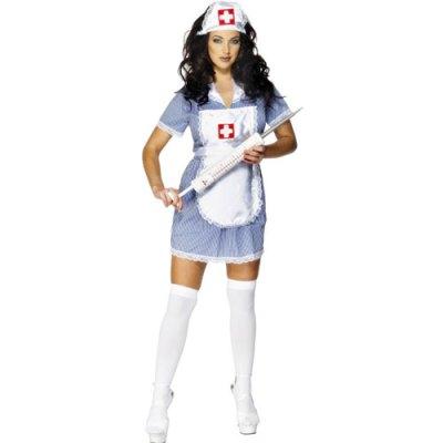 Costume femme belle infirmière