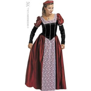 Costume femme courtisane