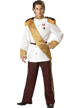 Costume homme Prince Charmant