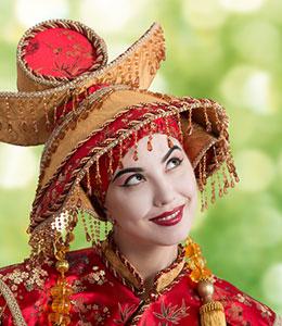 Thème Costumes du Monde, Pays, Nationalités