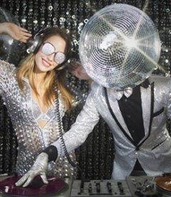 Thème Disco Années 80 deguisement, accessoires _ Thèmes - magasin déguisement paris
