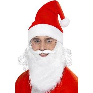 Kit Père Noël - Accessoire déguisement