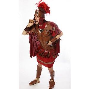 Gladiateur mordant Collection Prestige, déguisement Paris qualité supérieure