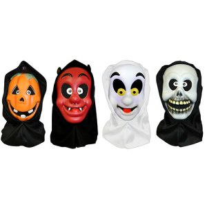 Masque cagoule Halloween enfant