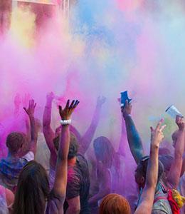 Festivals été thème - Deguisement, accessoires, maquillage