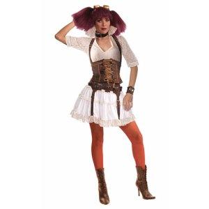 Costume femme steampunk Sally