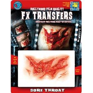 Égorgement Transfert 3D