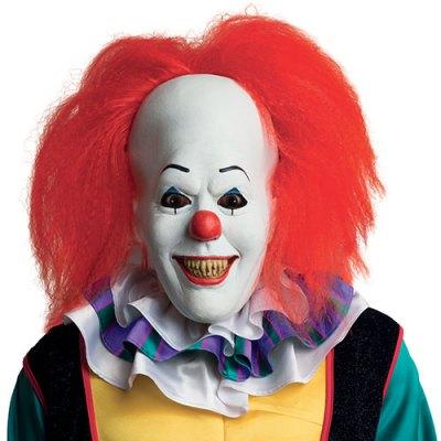 Masque clown Ça