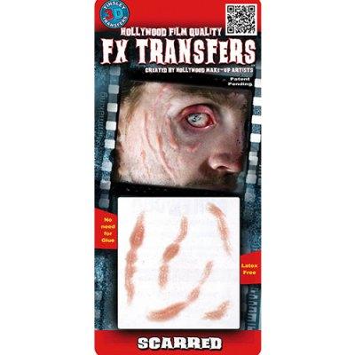 Scarifications Transfert 3D