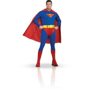 costume-adulte-superman-licence