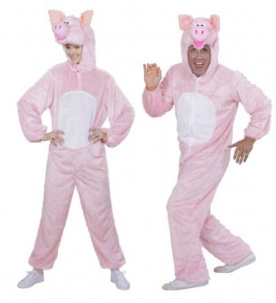 costume-adulte-cochon-amusant