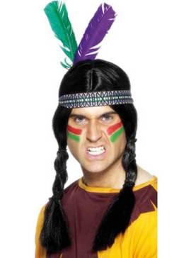 bandeau-indien-plumes