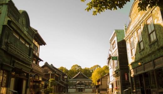 【江戸東京たてもの園】小金井公園にある屋外型ミュージアム!レトロな撮影スポットならココ!