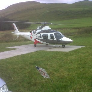 helicopter safety - air ambulance - location safety ltd - Film, TV and Media Safety Specialists