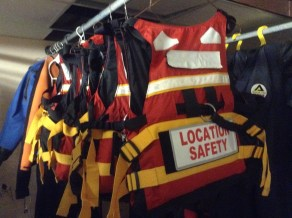 pfd3 - water safety and rescue - location safety ltd