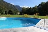 piscine location Saint Gervais
