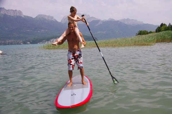 location stand up paddle sevrier