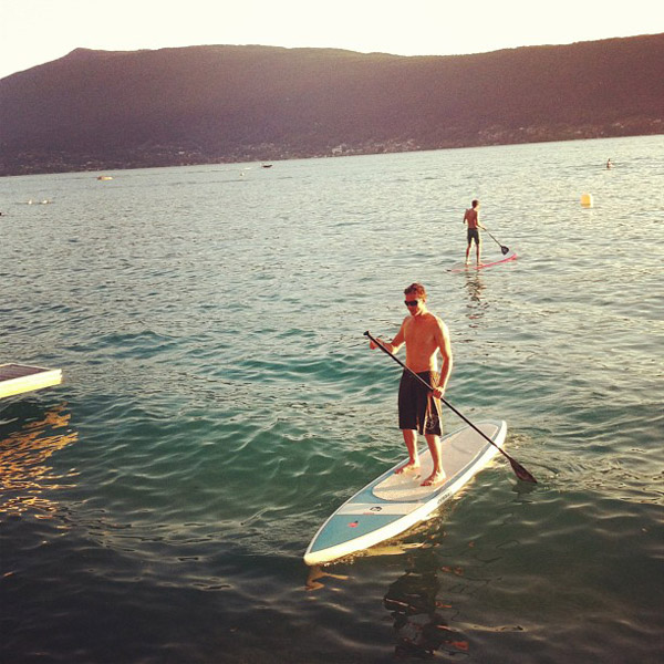 stand up paddle veyrier du lac VPV widiwici