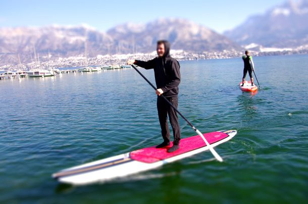 winter sup session avec Rogue et AIO