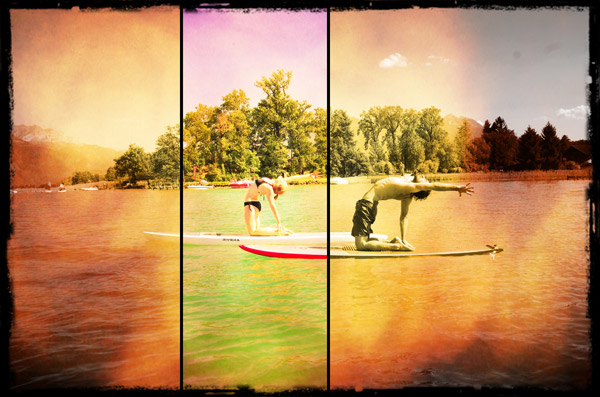 session yoga sup