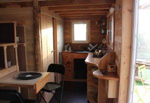 intérieur tiny house