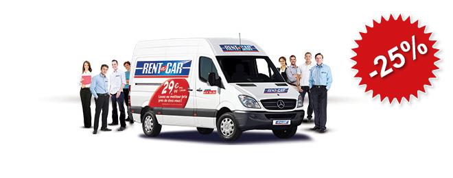 Codes promos Rent-A-car