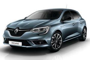 Location de voiture Renault Megane 4
