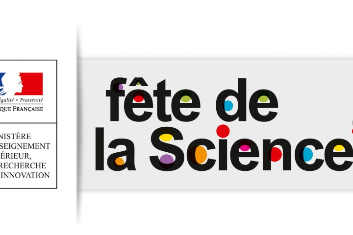 LOGO National fête de la science