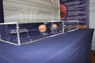 Impression 3D système solaire