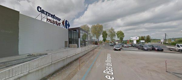 Carrefour location Faverolles sur Cher