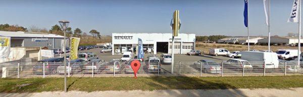 GARAGE Renault / EMMANUEL FAICHAUD location à Faverolles sur Cher
