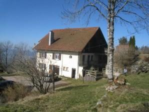 Maison des gîtes du Haut de Moyémont. Le Haut du Tôt. Vosges